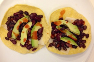 avo:beans:tortilla:cheese