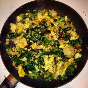 Healthy Scramble